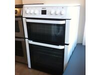 BEKO - White, 60cm, Fan Assisted, Ceramic, ELECTRIC COOKER + 3 Month Guarantee + FREE LOCAL DELIVERY
