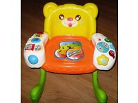 Vtech - Play & Learn Rocking Teddy Chair – £5