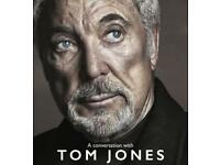 2 x Tom Jones Tickets - Sunday 12th August