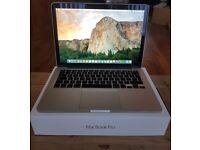 Apple Macbook Pro with 13 Inch Retina Display