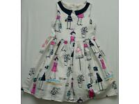 5 Girls dresses (ages 4-5) Next & H&M