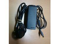 Lenovo / IBM Laptop Notebook mains charger 20V 4.5A 90W