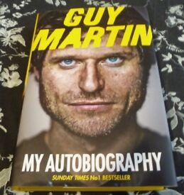 GUY MARTIN (MY AUTOBIOGRAPHY) HARDBACK