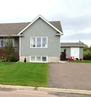 July 1st- 2 bedrooms apartment/duplex for rent-SHEDIAC