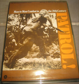 PATROL 1974 SPI MAN TO MAN COMBAT IN 20th CENTURY
