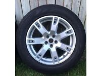 "RANGE ROVER EVOQUE OR FREELANDER 2 18"" SPARE WHEEL OR FULL SET"