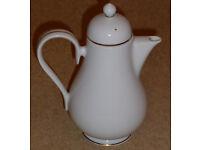 Noritake Goldlane coffee pot
