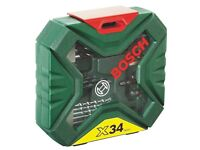 Bosch drills X34 and X70 like new