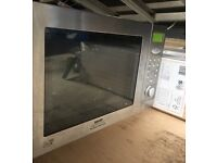 Sanyo 900w microwave oven