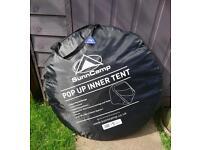 Suncamp pop up inner tent new