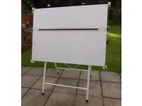 AO Drawing Board on stand with parallel motion