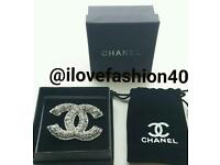 CHANEL BROOCH NECKLACE FROM £15
