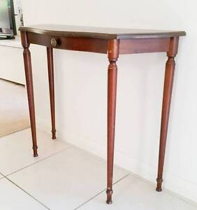 Cute 60's / 70's Era Hall Table with Drawer Point Cook Wyndham Area Preview