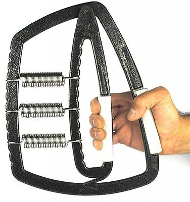 Heavy Duty Hand Grip Grippers (Metal) Exerciser Adjustable 1 to 350 kg