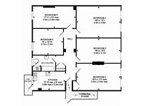 A Hugh Four/ Five Double Bedroom Property, Separate Kitchen, Bathroom and Toilet