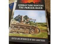 German tank hunters book