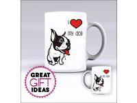 Cute Funny Rude Mug / Mugs - Add Any Name of Your Choice