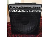 Real bargain - Bass amp -Gallien Krueger MB150S in excellent condition