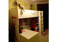 Ikea Stuva Loft Bed