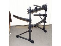 VARIOUS ROLAND MDS DRUM RACKS for sale - TD-11 TD-6 TD-10 TD-8 TD-12 TD-20 electronic drum stands