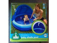 Elc baby shade swimming pool