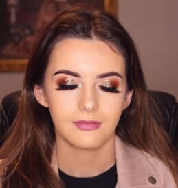 Makeup Artist: Now Taking Bookings for PROM 2018!