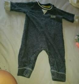 7893e9f7b5a Nike Hat   Booties Newborn Infant 0-6 Months Royal Blue (Boy or Girl ...