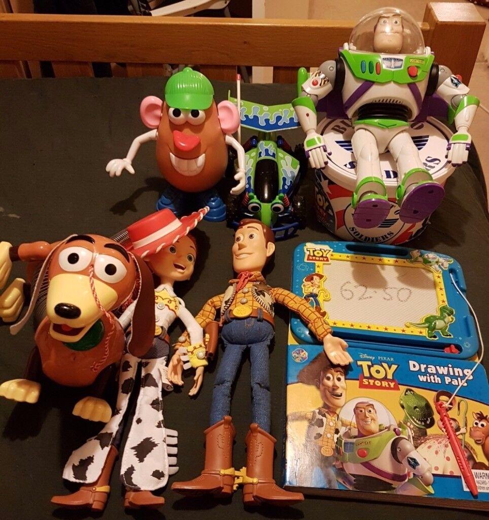 Disney Toy Story toy bundle