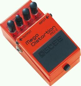 Boss MD-2 Distortion