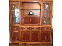 LARGE ITALIAN STYLE DISPLAY CABINET
