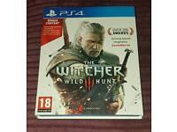 Witcher 3 Wild Hunt PS4