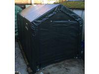 Shelterlogic shed in a box