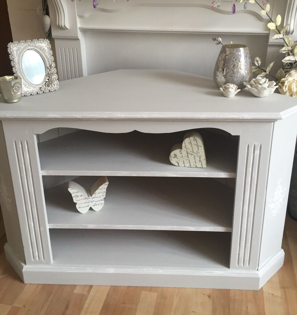 shabby chic pine tv unit in herne bay kent gumtree. Black Bedroom Furniture Sets. Home Design Ideas