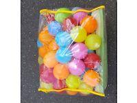ELC ball pit balls
