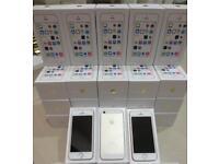iPhone 5s unlocked brand New Boxed Apple warranty