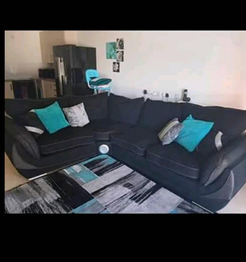 Comfy sound system sofa