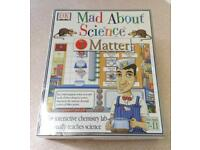 NEW DK Mad About Science, Matter