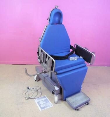 Ufsk-osys 600 Xle Ophthlmic Operating Mobile Surgical Eye Surgery Table Chair