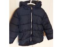 Boys Next padded coat aged 2-3 years