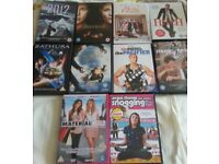 10 DVDs Cert 12 or PG one Disney DVD The Pacifier see pics for more details