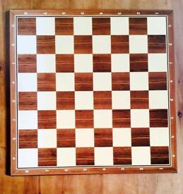 Chess board. NR5 size, 48x48cm, 5cm squares.
