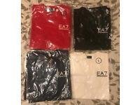 EA7 T Shirts