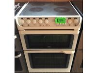 Refurbished creda 48343 electric cooker-3 months guarantee!