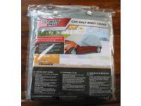 Car Half Body Cover - Brand New