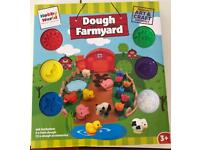 Dough farmyard