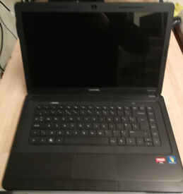 Black Friday Special Compaq CQ57, Win 10, 320GB HDD, 4GB RAM