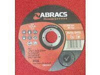 Abracs phoenix 125x1.0x22.23mm slitting/cutting discs