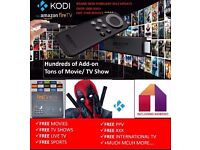 Amazon Fire Stick Newest Update of Kodi / Mobdro / Never out of Date!