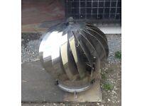 Aluminium cowl spinner