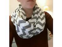 Breastfeeding scarf